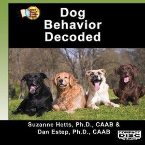Dog Behavior Decoded Cover